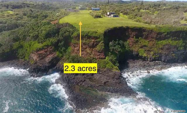 460 Hoolawa Rd, Haiku, HI 96708 (MLS #383324) :: Elite Pacific Properties LLC