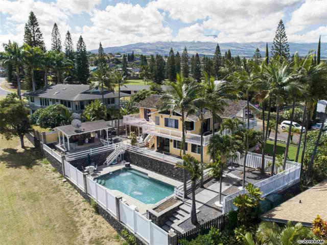 2801 Keikilani St, Pukalani, HI 96768 (MLS #383326) :: Elite Pacific Properties LLC