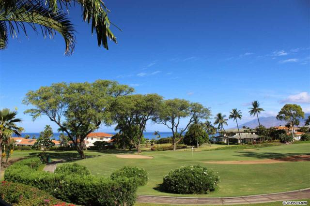 3950 Kalai Waa St Y103, Kihei, HI 96753 (MLS #383327) :: Team Lally