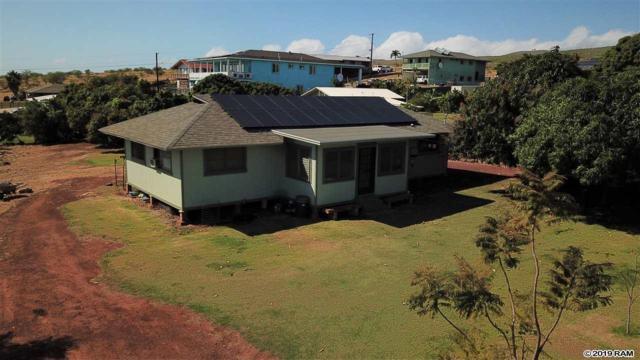 175 Aahi Pl, Kaunakakai, HI 96748 (MLS #383328) :: Elite Pacific Properties LLC