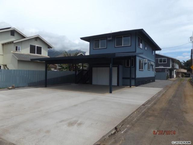 307 Ainahou Pl, Wailuku, HI 96793 (MLS #383339) :: Elite Pacific Properties LLC