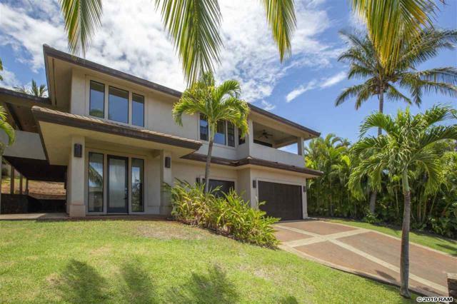 25 N Iwa Pl, Lahaina, HI 96761 (MLS #383381) :: Maui Estates Group