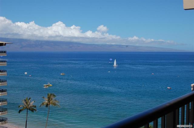 2481 Kaanapali Pkwy 1219 N, Lahaina, HI 96761 (MLS #383401) :: Maui Estates Group