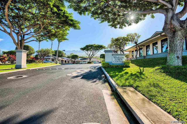 161 Wailea Ike Pl A104, Kihei, HI 96753 (MLS #383414) :: Elite Pacific Properties LLC