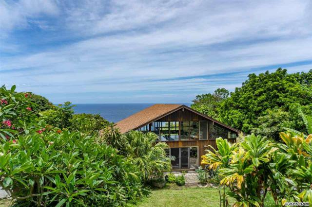 4-5620 Hana Hwy, Hana, HI 96713 (MLS #383416) :: Maui Estates Group