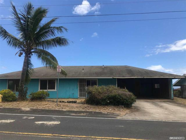 704 Kilihau St, Wailuku, HI 96793 (MLS #383420) :: Maui Estates Group