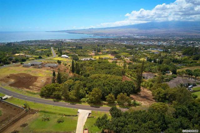 2347 Kamaile St Lot 180, Wailuku, HI 96793 (MLS #383438) :: Elite Pacific Properties LLC