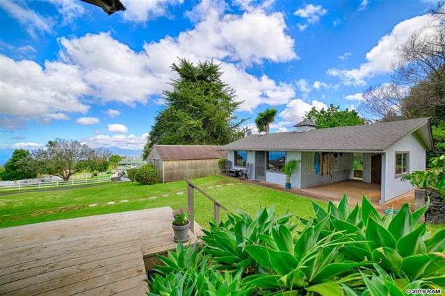100 Ihe Pl, Kula, HI 96790 (MLS #383441) :: Maui Estates Group