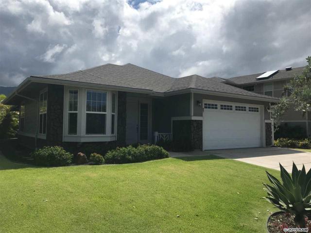 27 Unahe St, Kahului, HI 96732 (MLS #383450) :: Maui Estates Group