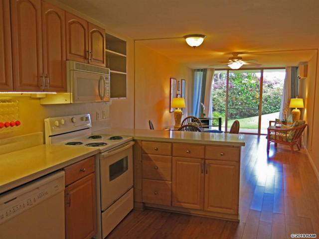 2895 S Kihei Rd #106, Kihei, HI 96753 (MLS #383460) :: Elite Pacific Properties LLC