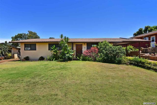 443 Lahainaluna Rd, Lahaina, HI 96761 (MLS #383492) :: Coldwell Banker Island Properties