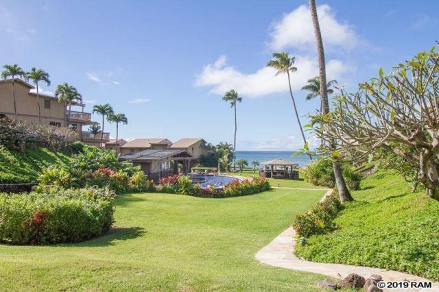 4909 Lower Honoapiilani Rd D2d, Lahaina, HI 96761 (MLS #383525) :: Maui Estates Group