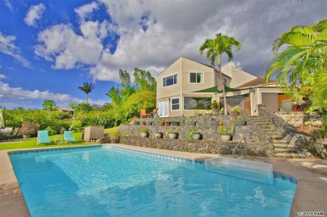 292 Hiolani St, Makawao, HI 96768 (MLS #383526) :: Maui Estates Group