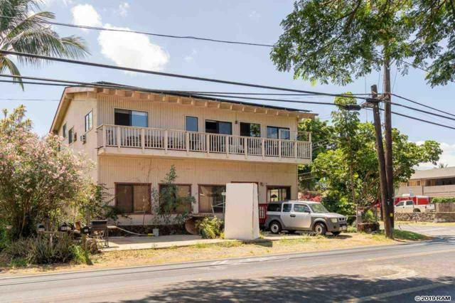 989 S Kihei Rd, Kihei, HI 96753 (MLS #383529) :: Maui Estates Group