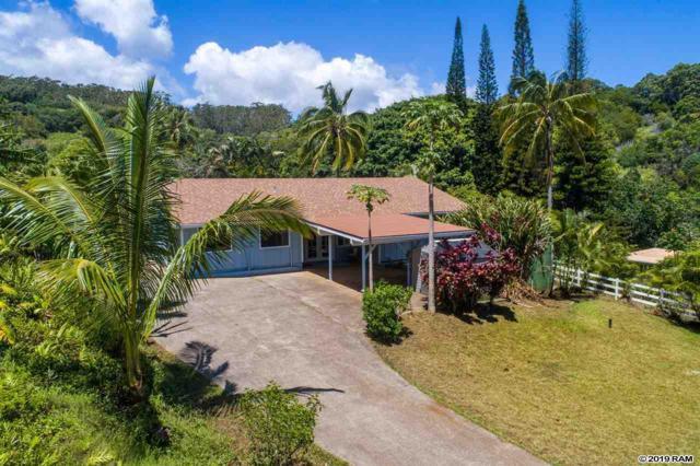 6170 Hana Hwy 5-A, Haiku, HI 96708 (MLS #383534) :: Maui Estates Group