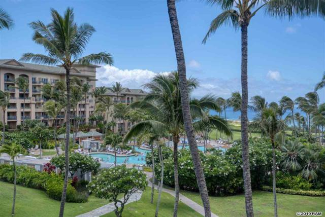 1 Ritz Carlton Dr #1702, Lahaina, HI 96761 (MLS #383548) :: Elite Pacific Properties LLC