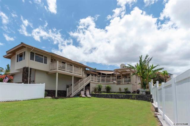 2890 Iolani St, Makawao, HI 96768 (MLS #383550) :: Maui Estates Group