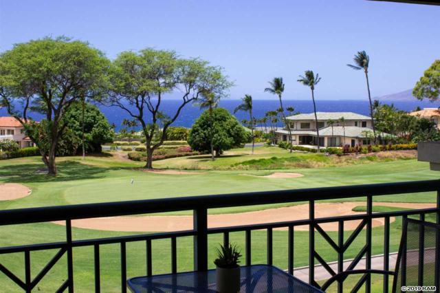 3950 Kalai Waa St X201, Kihei, HI 96753 (MLS #383560) :: Coldwell Banker Island Properties