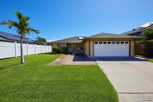 70 Kuualoha St Lot 37, Kahului, HI 96732 (MLS #383567) :: Coldwell Banker Island Properties