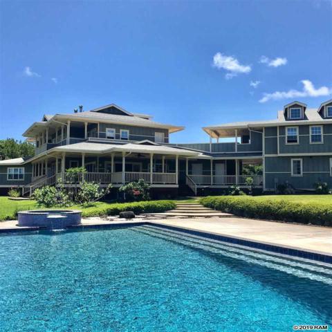 230 & 240 Mauu Pl, Haiku, HI 96708 (MLS #383581) :: Corcoran Pacific Properties