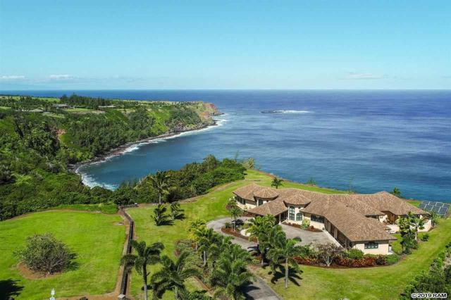 80 Hale Pili Way, Haiku, HI 96708 (MLS #383582) :: Elite Pacific Properties LLC