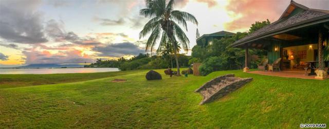 7420 Kamehameha V Hwy, Kaunakakai, HI 96748 (MLS #383595) :: Maui Estates Group