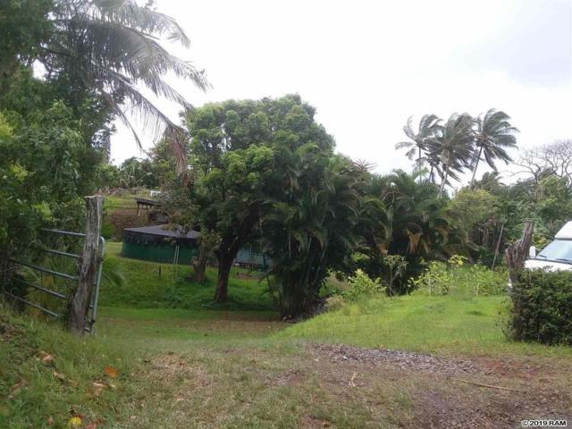 350 Hoolawa Rd, Haiku, HI 96708 (MLS #383599) :: Maui Estates Group