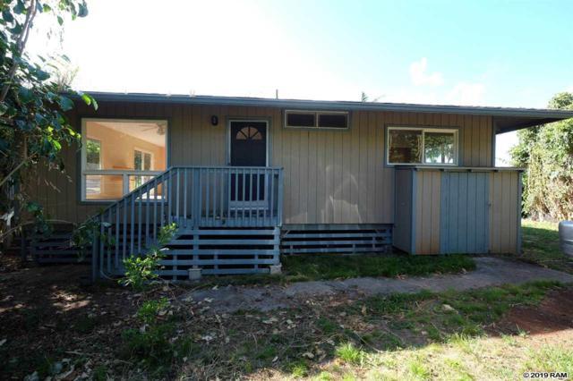 20 Ualapue Pl 7B, Kaunakakai, HI 96748 (MLS #383603) :: Maui Estates Group