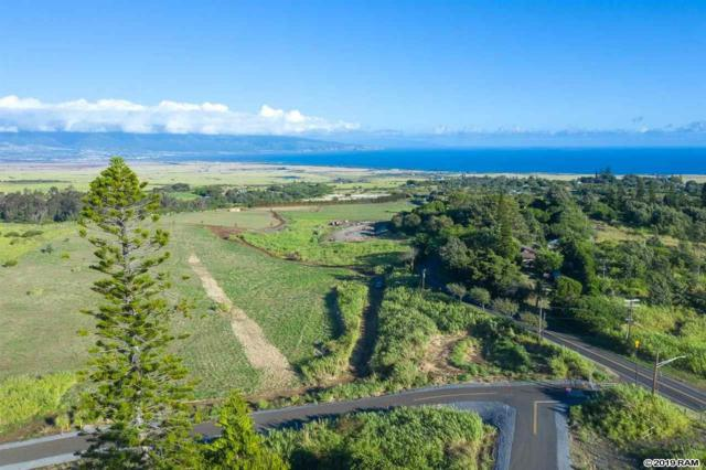 2420 Baldwin Ave A, Makawao, HI 96768 (MLS #383604) :: Maui Estates Group