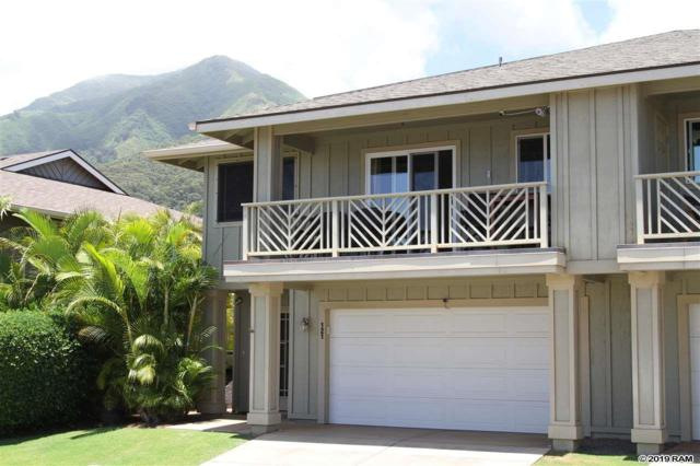 121 Eulu St #11, Wailuku, HI 96793 (MLS #383620) :: Maui Estates Group