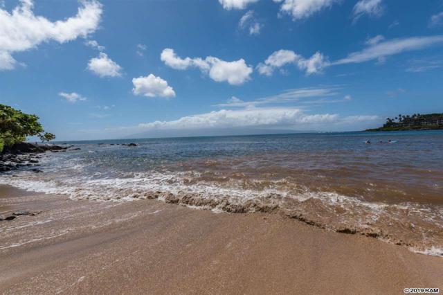 5315 Lower Honoapiilani Rd E-142, Lahaina, HI 96761 (MLS #383621) :: Maui Estates Group