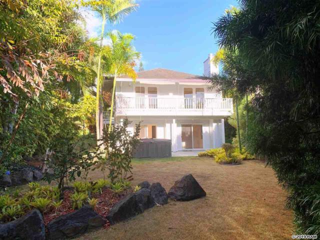 2811 Liholani St #15, Pukalani, HI 96768 (MLS #383626) :: Maui Estates Group