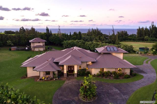 337 Manawai Pl, Haiku, HI 96708 (MLS #383635) :: Coldwell Banker Island Properties