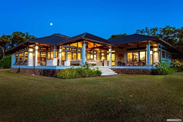 917 Hog Back Rd, Haiku, HI 96708 (MLS #383645) :: Maui Estates Group