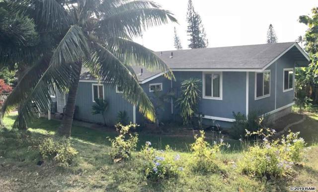 5170 Hanawai St D, Lahaina, HI 96761 (MLS #383650) :: Coldwell Banker Island Properties