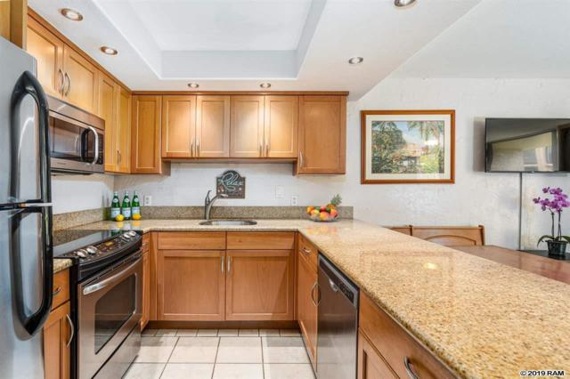 3543 Lower Honoapiilani Rd D108, Lahaina, HI 96761 (MLS #383651) :: Coldwell Banker Island Properties