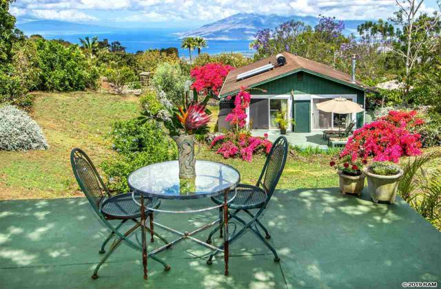 10875 Kula Hwy, Kula, HI 96790 (MLS #383676) :: Maui Estates Group
