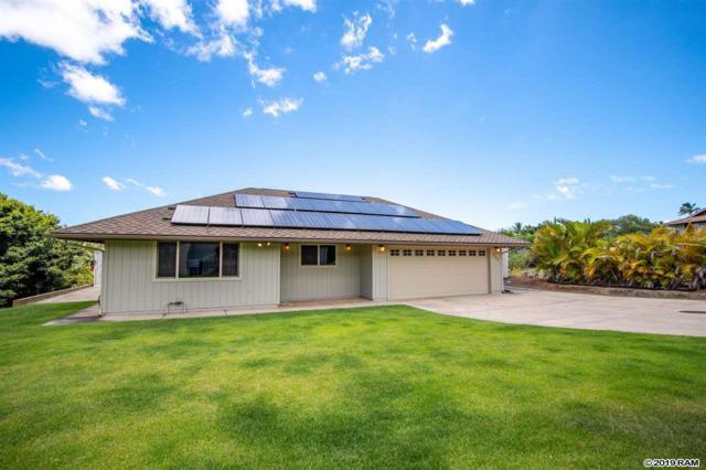 240 Kapuahi St, Makawao, HI 96768 (MLS #383690) :: Maui Lifestyle Real Estate