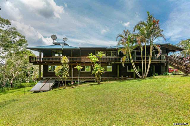 1670 Piiholo Rd, Makawao, HI 96768 (MLS #383699) :: Maui Estates Group