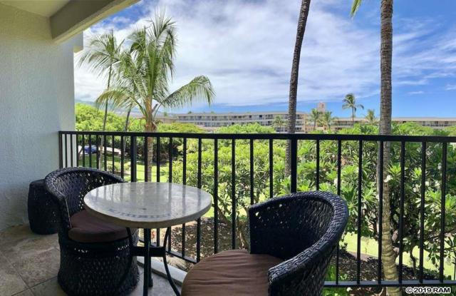 2531 S Kihei Rd C412, Kihei, HI 96753 (MLS #383725) :: Maui Estates Group