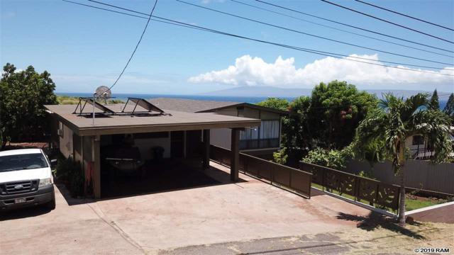 158 Kahinani Pl, Kaunakakai, HI 96748 (MLS #383733) :: Maui Estates Group