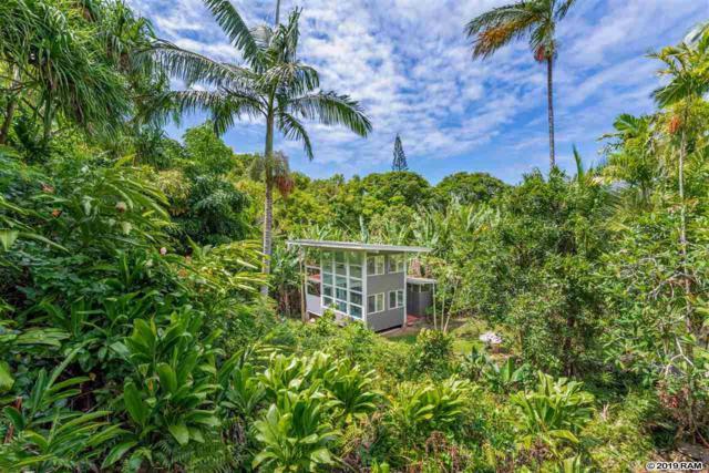 400 N Honokala Stream Rd, Haiku, HI 96708 (MLS #383750) :: Maui Estates Group