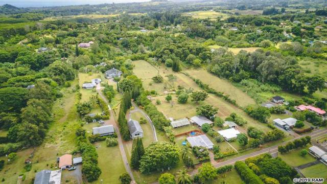 1235 W Kuiaha Rd A, Haiku, HI 96708 (MLS #383772) :: Maui Estates Group