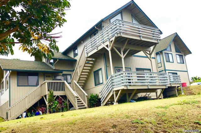 157 Alohi Pl Lot 122, Pukala, Makawao, HI 96768 (MLS #383822) :: Maui Estates Group