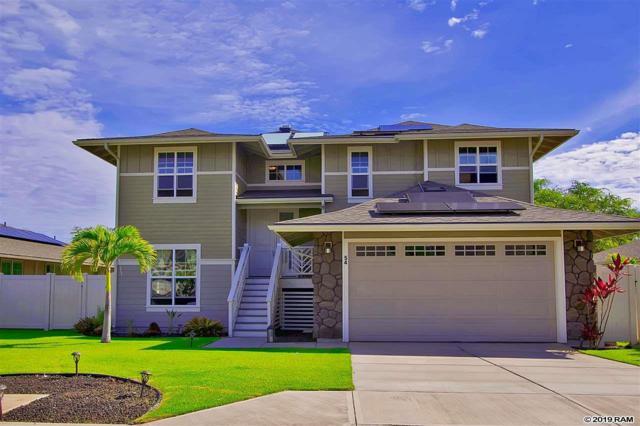 54 Olina St #54, Kahului, HI 96732 (MLS #383824) :: Coldwell Banker Island Properties