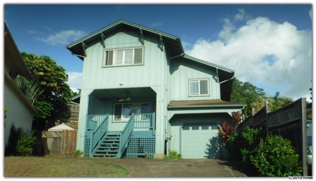 66 Haku Hale Pl, Lahaina, HI 96761 (MLS #383825) :: Elite Pacific Properties LLC