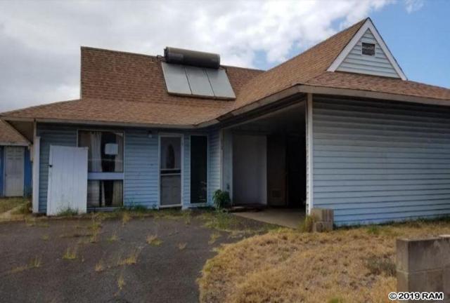 658 Kaulu Pl, Kahului, HI 96732 (MLS #383833) :: Maui Estates Group
