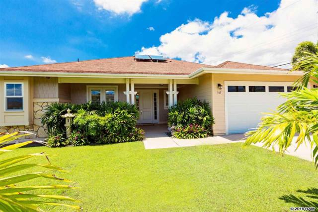 147 Moana Ave, Kihei, HI 96753 (MLS #383838) :: Elite Pacific Properties LLC