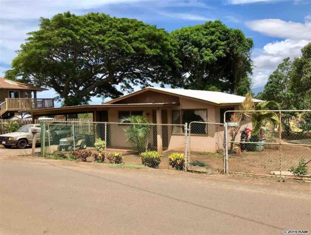 1673 Piihana Rd, Wailuku, HI 96793 (MLS #383855) :: Elite Pacific Properties LLC