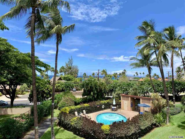 2191 S Kihei Rd 1-301, Kihei, HI 96753 (MLS #383863) :: Maui Estates Group